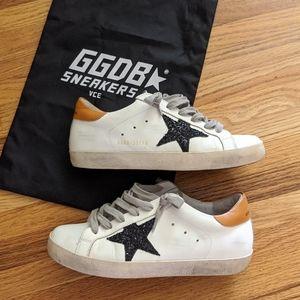 Golden Goose DB Superstar sz 38 - Like New!